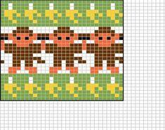 Free monkey chart (chart only!)   Craftsy