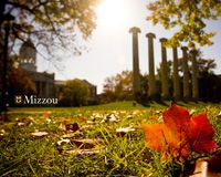 Mizzou- The most wonderful place in the world to call Home.