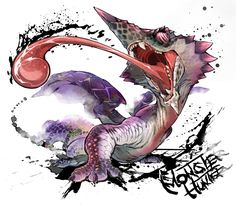 Beyond the Shizuma / Monster Hunter