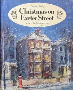 Love this story set Christmas Eve when the house on Exeter Street is packed to the rafters no one is turned away in the snow and everyone Christmas Day happily shares whatever they had with them . Embodies the Christmas spirit , love it. I Love Books, Good Books, Books To Read, Christmas Books, A Christmas Story, Christmas Readings, Christmas Projects, Little Library, Best Mysteries