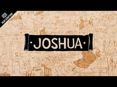 The Bible Project - Great animated video for understanding the meaning and message of the book of Joshua [READ SCRIPTURE Series]
