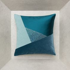 Exceptional design and decorative cushions conceived as artists' paintings and edited in small limited series by Maison Popineau in Paris. Handmade Cushions, Decorative Cushions, Scatter Cushions, Patchwork Pillow, Quilted Pillow, Diy Pillow Covers, Cushion Covers, Sewing Pillows, Diy Pillows