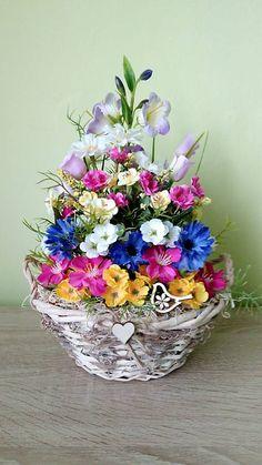 Fresh aranzman v kosicku / dekorBEA - SAShE. Minis, Decorative Bowls, Easter, Wreaths, Fresh, Home Decor, Homemade Home Decor, Door Wreaths, Deco Mesh Wreaths