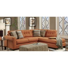 Found it at Wayfair - Phoenix Sectional