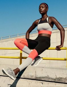 H&M Sport 2016 Collection Inspires a Healthy Lifestyle | Fashionisers