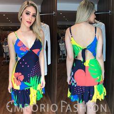 COLEÇÃO CARNAVAL Recebemos uma coleção belíssima para o carnaval. Venham conferir!! . . Vestido: 199,90; Tamanhos: P e M . . . #newsemporio #newcollection #carnaval #colecaocarnaval #wearecarnival #modafeminina #lojavarejo #vendaonline #moda #roupafeminina #lancamento #colecaonova