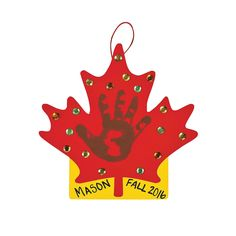 Make arts and crafts time more fun this fall with this craft that students will love to take home! Includes self-adhesive foam and plastic pieces, satin cord . Fall Crafts For Toddlers, Toddler Crafts, Kids Crafts, Fall Arts And Crafts, Hanger Crafts, Leaf Crafts, Finger Painting, Autumn Art, Craft Kits