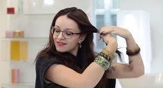 experiencia OLIA - Pintando o cabelo sozinha