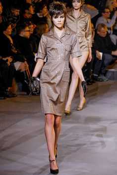 Marc Jacobs Fall 2013 Ready-to-Wear Fashion Show - Ruby Jean Wilson