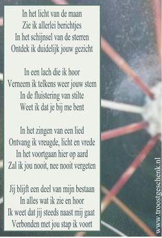 Ik vergeet je niet www.troostgeschenk.nl