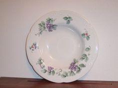 Pfaltzgraff Large Rimmed Soup Bowl ~ Grapevine ~ Dinnerware Dishes