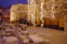 Winter in Zagreb (Croatia)