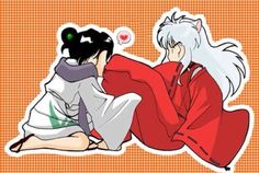 Inuyasha and Jakotsu