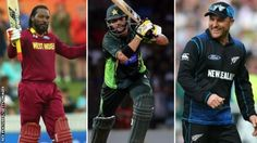 T20 Blast: Chris Gayle Brendon McCullum and Shahid Afridi set for 2016 competition