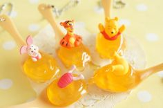 1pc Winnie the Pooh Honey charm Choose Number from by misssapporo