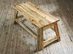Day 783: Guest Post – Pallet Bench