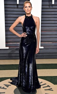 102Awesome Oscars Weekend OutfitsYou Didn't See - but Can't Miss - Allison Williams in Miu Miu