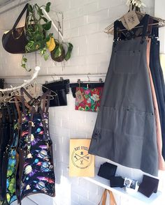 Come and see our full range of leather and canvas aprons and accessories in store at 17a Yarra Place in South Melbourne. Now open 7 days!  www.raysteels.com  #leather #leathergoods #aprons #accessories #melbourne #leatherapron by ray_steels #tailrs