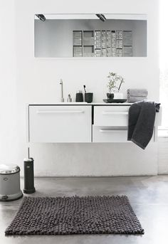 Bathroom, scandinavian, vipp
