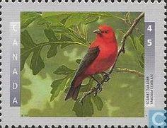 1997 Canada [CAN] - Birds