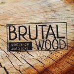 BRUTAL-WOOD - Ярмарка Мастеров - ручная работа, handmade