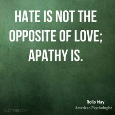 Apathy Quotes Pictures, Images