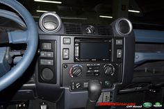 Land Rover Defender TD4 all models 2007 onward Integrated