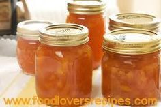 With peach season in full swing here in Utah, I wanted to share this wonderful recipe for Spiced Peach Jam. It's actually my husband's grandmother's recipe that I recently got permission from her to share with you all. Thanks Nana! Spiced Peach Jam, Spiced Peaches, Spiced Peach Butter Recipe, Jam Recipes, Canning Recipes, Easy Canning, Canning Labels, Canning 101, Jelly Recipes