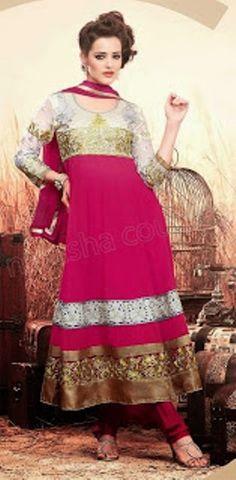 Designer Indian Anarkali Dresses by Manish Malhotra 4 Manish Malhotra Graceful Anarkali Suits Indian Designer