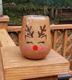 Outstanding DIY Gifts For Family - Outdoor Click Christmas Tumblers, Christmas Cup, Diy Christmas Gifts, Holiday Crafts, Glitter Wine Glasses, Glitter Cups, Glitter Tumblers, Vinyl Tumblers, Custom Tumblers