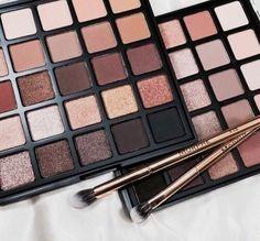 makeup, beauty, and eyeshadow