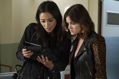 Pretty Little Liars - Episode 7.13 - Hold Your Piece - Promo, Sneak Peeks, Promotional Photos & Press Release
