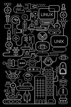 7 Best Conky Configs images in 2016 | Linux, Desktop, Tech