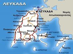 Ώρα Ελλάδος - Ώρα Αντίστασης...: Ταξίδια στην Ελλάδα... ΛΕΥΚΑΔΑ