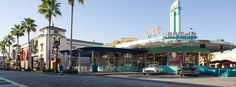 Mel's Drive-In at Universal Studios Florida  #UniversityDrivingSchool