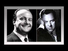 "TITO GOBBI e BORIS CHRISTOFF - Simon Boccanegra - ""M'ardon le tempia!...Come un fantasma"" (1957) - YouTube"