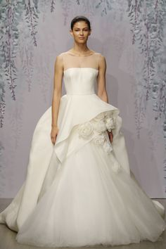 Monique Lhuillier Bridal Collection See All The Dresses