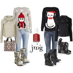 -Ugly Christmas Sweater-