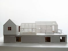 oh so pretty. Architecture Student, Architecture Drawings, Interior Architecture, Kindergarten Design, 3d Modelle, Arch Model, Diorama, Architect House, House Made