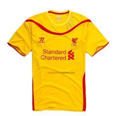 Camiseta Liverpool 2014 2015 segunda