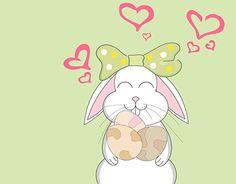 """Check out new work on my @Behance portfolio: """"The life of an Easter bunny"""" http://be.net/gallery/51506943/The-life-of-an-Easter-bunny"""