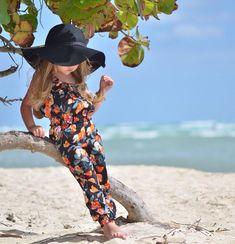 Little girl with adult style at the exotic beach #kids kids lifestyle #likemom little girl #littlegirl kids fashion www.circu.net Circu | Little Fashionistas