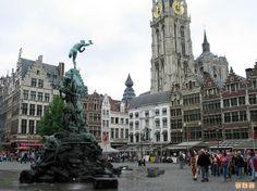 Belçika, Antwerp