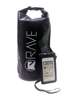 RAVE Dry Bag Sack, Waterproof Floating Dry Gear Bags for Boating, Kayaking, Fishing, Rafting, Swimming, Camping and Snowboarding -- Continue to the product at the image link.