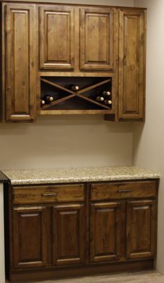 rustic tuscany cabinets by sollid cabinetry - Delaware Kitchen Cabinets