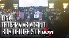 Teorema vs Aczino (Final) - BDM Deluxe 2016 -   - http://batallasderap.net/teorema-vs-aczino-final-bdm-deluxe-2016/  #rap #hiphop #freestyle