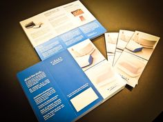Twitter / LinxPrint: Dental brochures completed ...