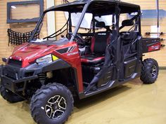 The 2014 Polaris Ranger Crew 900 EPS LE. Room for family and friends! Come take a look at Brinson Powersports of Athens or look online at www.brinsonpowersportsofathens.com for more information. East Texas largest inventory!