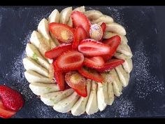 Comme un Fraisier... - YouTube Page Facebook, Dessert Recipes, Desserts, The Creator, Food And Drink, Strawberry, Fruit, Cake, Youtube