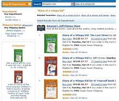 listmania2 Five Ways to Promote Your Book on Amazon: Day 2 Listmania